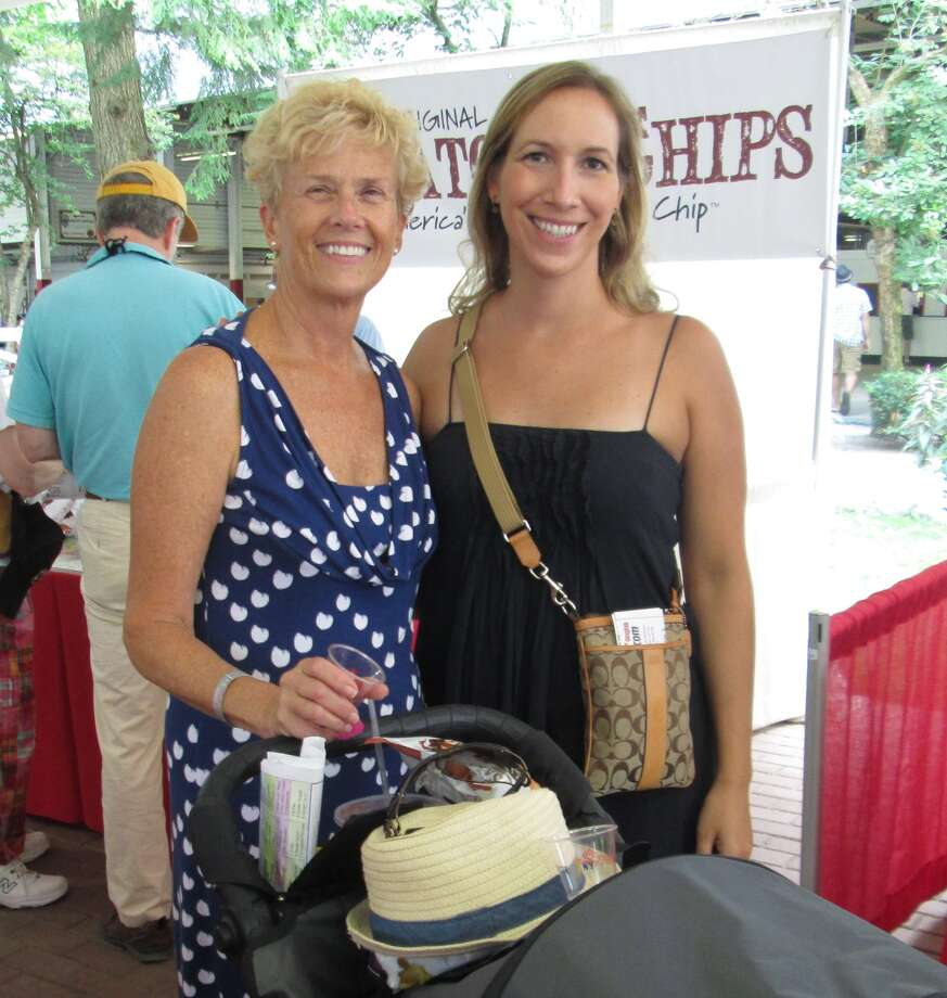 Were you Seen at Taste NY: Wine & Cheese at the Saratoga Race Course in Saratoga Springs on Thursday, August 7, 2014? Photo: Lauren Lasky