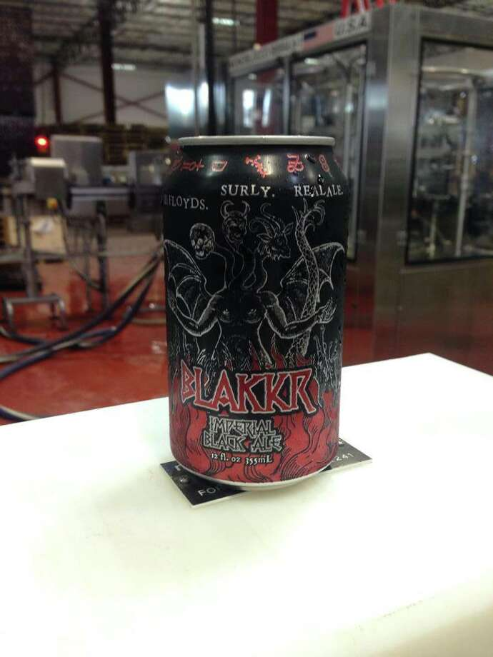 Blakkr Imperial Black Ale Brewery:Real Ale Brewing Co. (Collaboration: Surly/Three Floyds) City: Blanco IBU: 90ABV: 9% Photo: Courtesy: Facebook