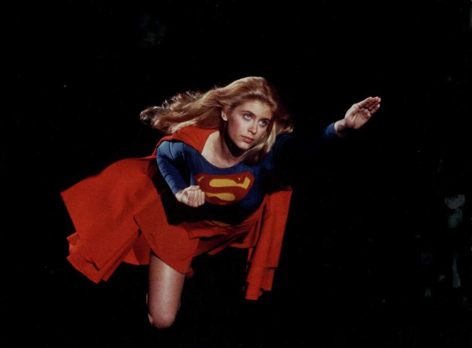 Helen Slater as SupergirlSupergirl Photo: Stanley Bielecki Movie Collection , Getty Images  / 2013 Getty Images