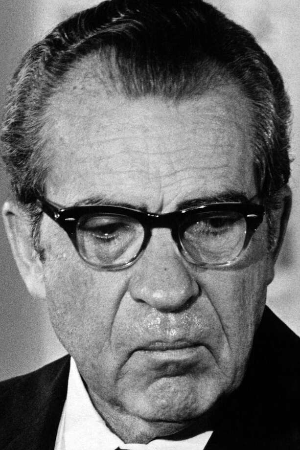 President Richard M. Nixon deserves no rewriting of history. / NYTHA