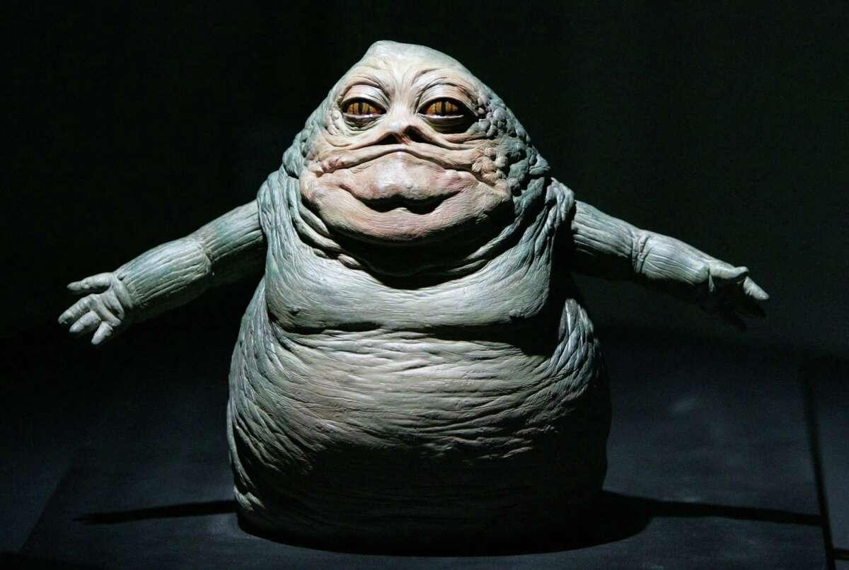 #10. Jabba the Hutt