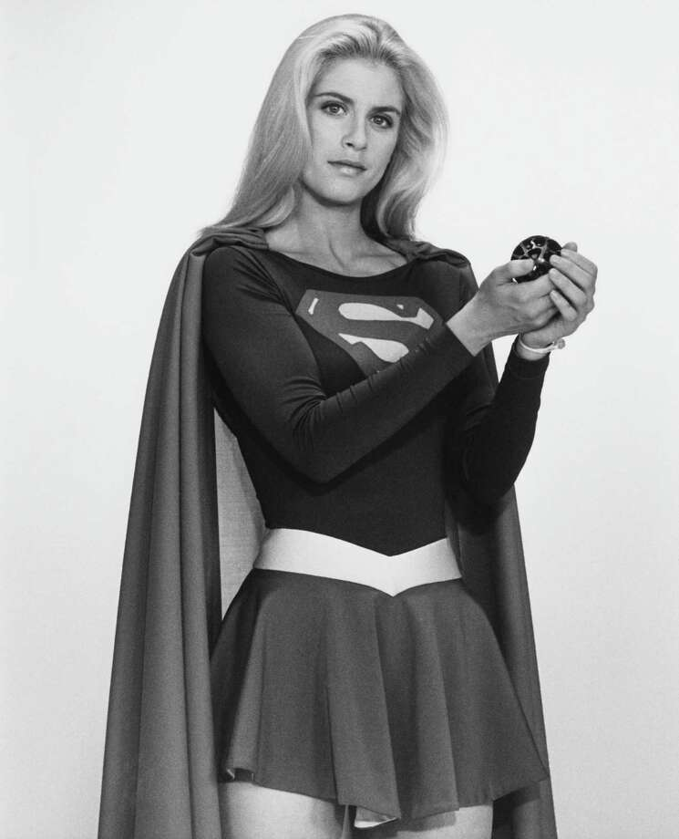 Helen Slater as SupergirlSupergirl Photo: Richard Blanshard, Getty Images  / 2011 Getty Images