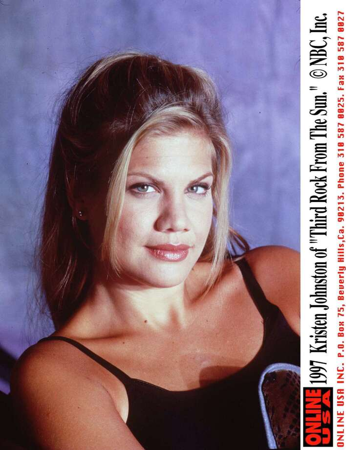 Kristen Johnston as Sally SolomonThird Rock From The Sun Photo: Getty Images, Getty Images  / Hulton Archive