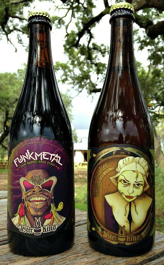Wytchmaker Farmhouse Rye IPABrewery: Jester King Brewing Co. 