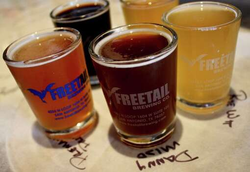 Buffalo Hump 1840 Brewery: Freetail Brewing Co. 