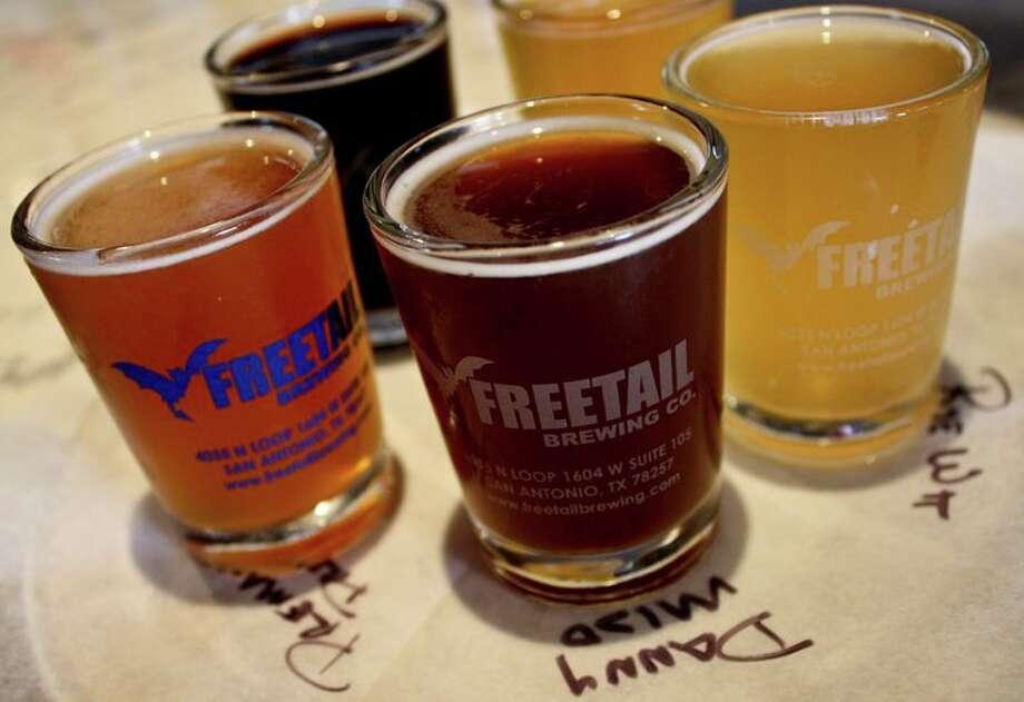 Buffalo Hump 1840 Brewery:Freetail Brewing Co.  City: San AntonioIBU: 55ABV: 7.5% Photo: Courtesy: Facebook