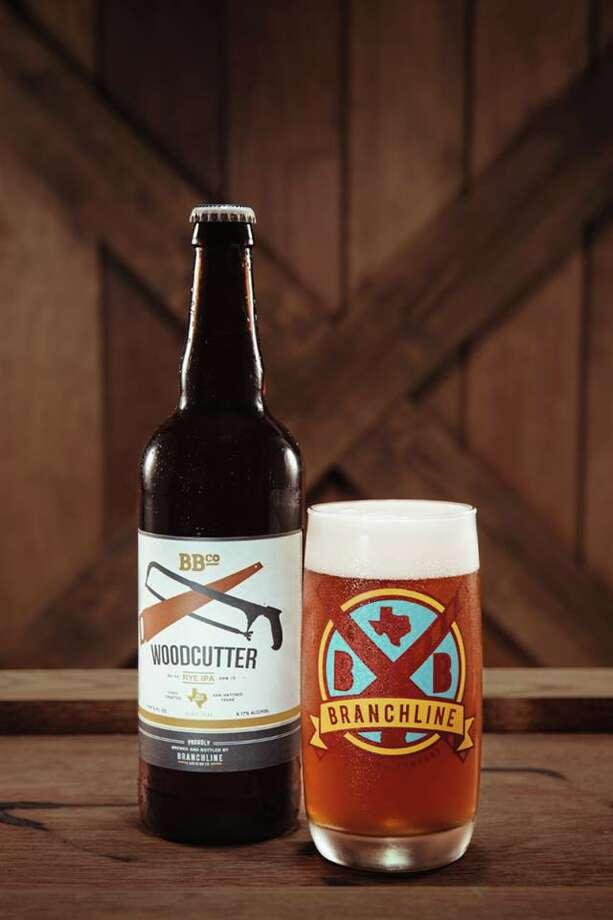 Woodcutter Rye IPABrewery:Branchline Brewing Co.  City: San AntonioIBU: 65ABV: 6.6% Photo: Courtesy: Facebook