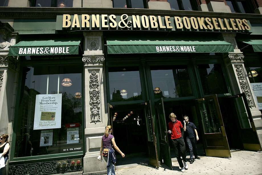 Barnes & Noble's delivery program with Google is initially available to customers in the Bay Area, Manhattan and West Los Angeles. Photo: Spencer Platt, Getty Images