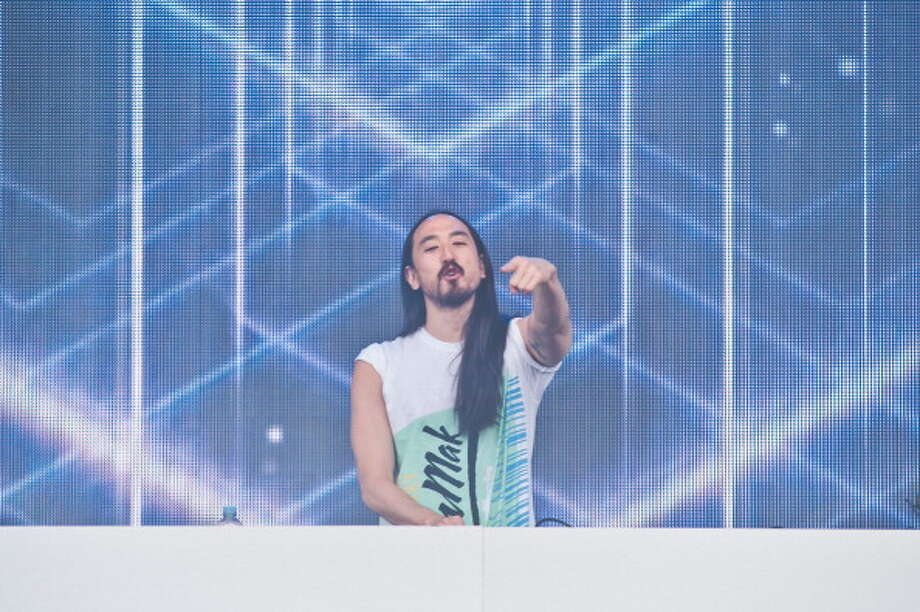 Steve Aoki Photo: Joseph Okpako, WireImage / 2014 Joseph Okpako