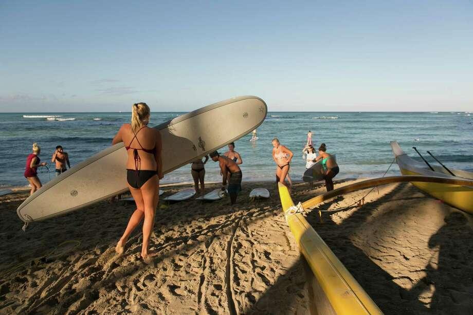 10. Honolulu, Hawaii, U.S.Most affordable week to visit: Nov. 29-Dec. 6  Photo: Marco Garcia, FRE / FR132415 AP