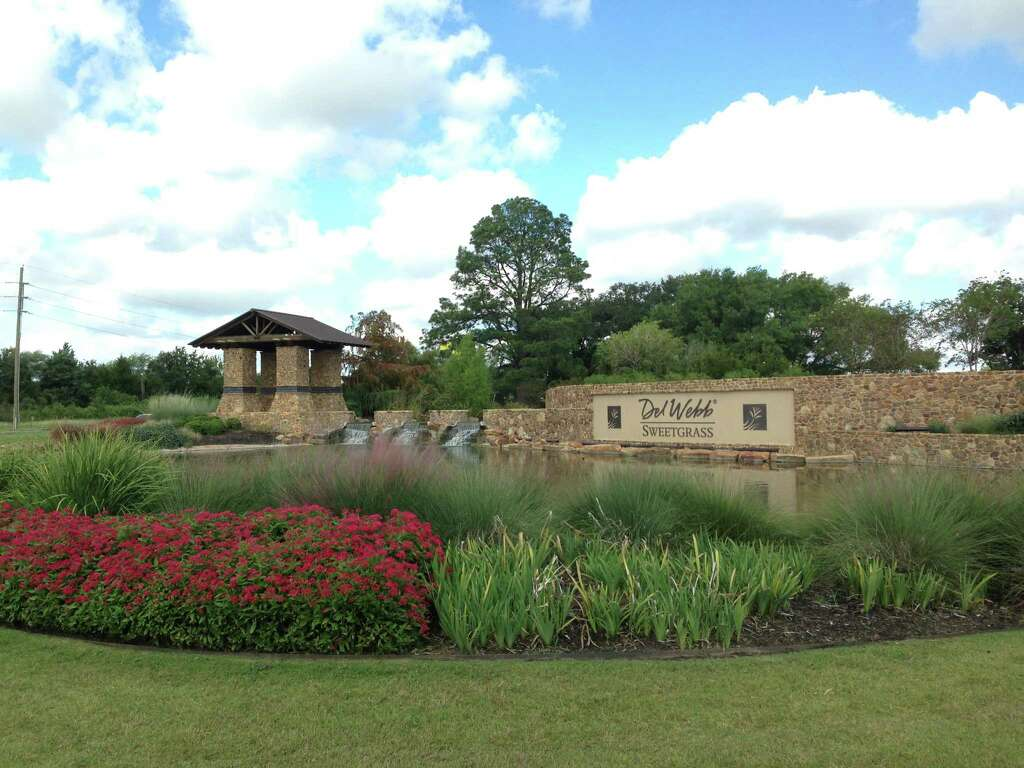 The Del Webb Sweetgrass community for residents age 55 and up is planned to  contain 1,500