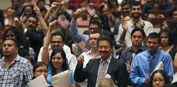 Naturalized: U S  magistrate here has minted almost 100,000