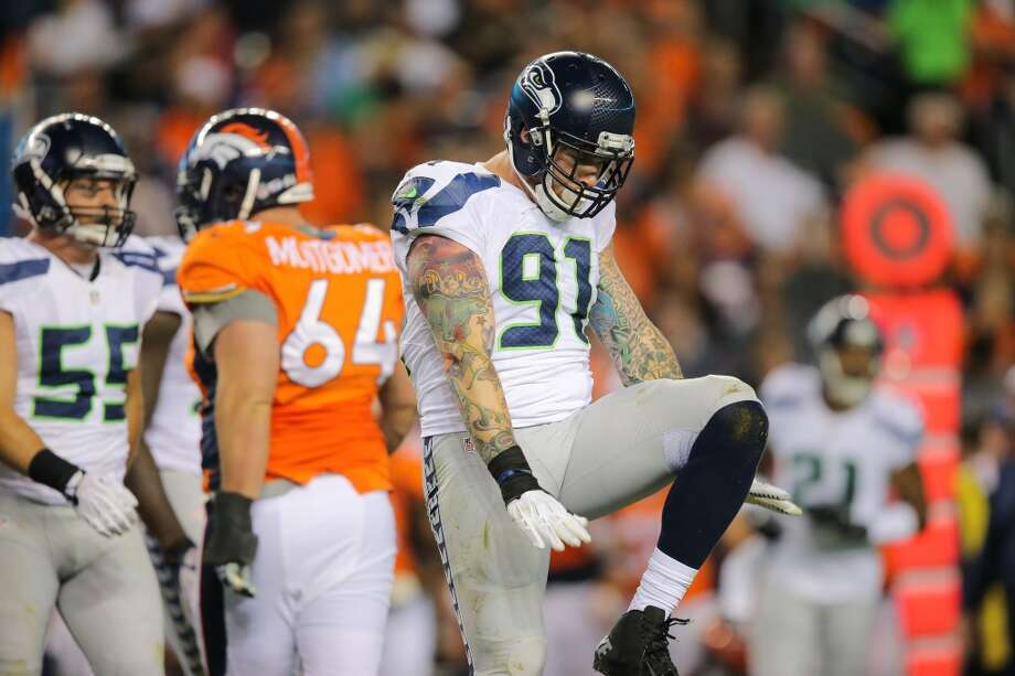 DE Cassius Marsh  The rookie defensive end, a fourth-round pick in May's NFL draft, was all over the field Thursday, finishing tied for third on the team with four tackles, and notching a big sack against Denver backup quarterback Brock Osweiler. Marsh came in with the second-stringers fairly early in the contest as Seattle's coaches looked for him to prove himself worthy of a rotationa; spot. He seemed to have done his best, at least in the first preseason game, showing impressive penetration through the middle of the line, also tallying one tackle for loss. — Nick Eaton Photo: Doug Pensinger, Getty Images