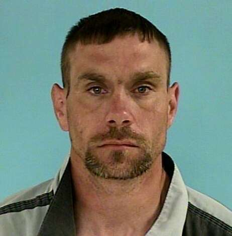 Steven Earl Allen is wanted in Montgomery County on a charge of burglary of a building. (Montgomery County Crime Stoppers) Photo: Montgomery County Sheriff's Office