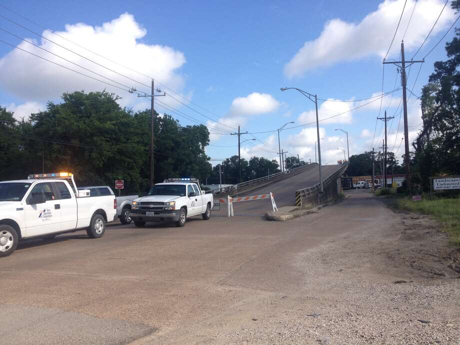 August 8:A derailed train struck Beaumont's Lindbergh Overpass, prompting authorities to close the bridge.