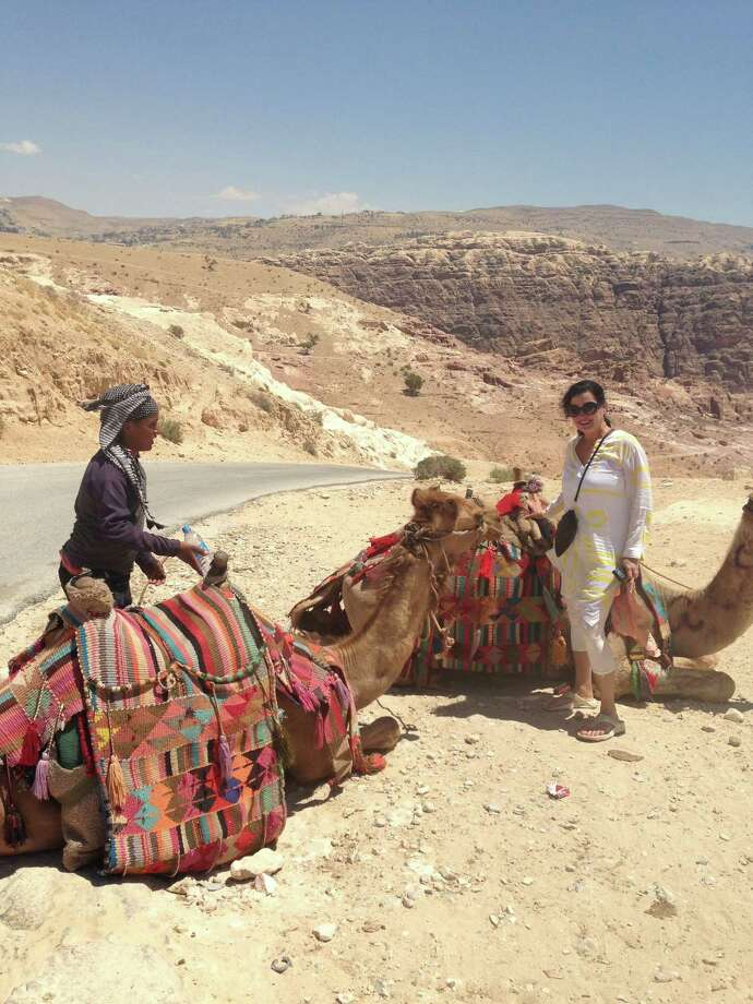 John Daugherty's Colleen Phalen expores alternative transportation on her recent trip to the Middle East.
