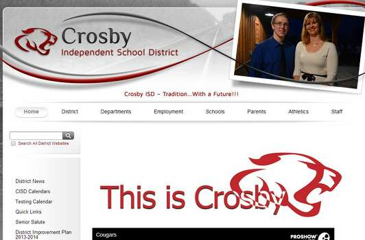 District: Crosby ISD County: Harris District rating: Met standard Number of schools that met state standards: 8