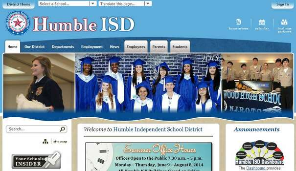 District: Humble ISD County: Harris District rating: Met standard Number of schools that met state standards: 41
