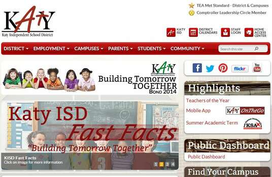 District: Katy ISD 