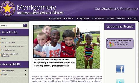 District: Montgomery ISD County: Montgomery 