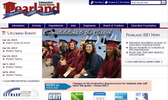 District: Pearland ISD County: Brazoria 