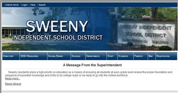 District: Sweeny ISD County: Brazoria 