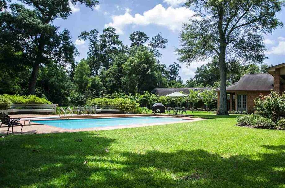 1770 Thomas Rd, Beaumont: $930,000The 1.8 acre lot features a large swimming pool. Photo: Zillow