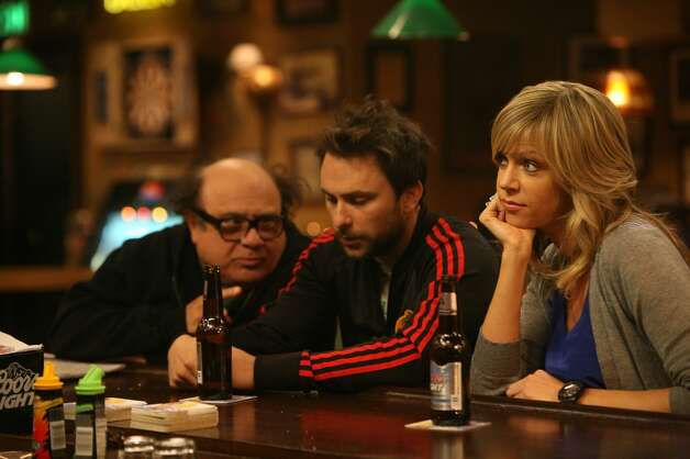 'It's Always Sunny in Philadelphia: Season 9' -Narcissistic friends Charlie, Mac, Dennis, and Dennis's sister, Dee, run Paddy's Pub, a downtown Philadelphia Irish bar, where everyone's judgmental (and juvenile) behavior usually brings situations from uncomfortable to hysterically horrible. Available Nov. 1