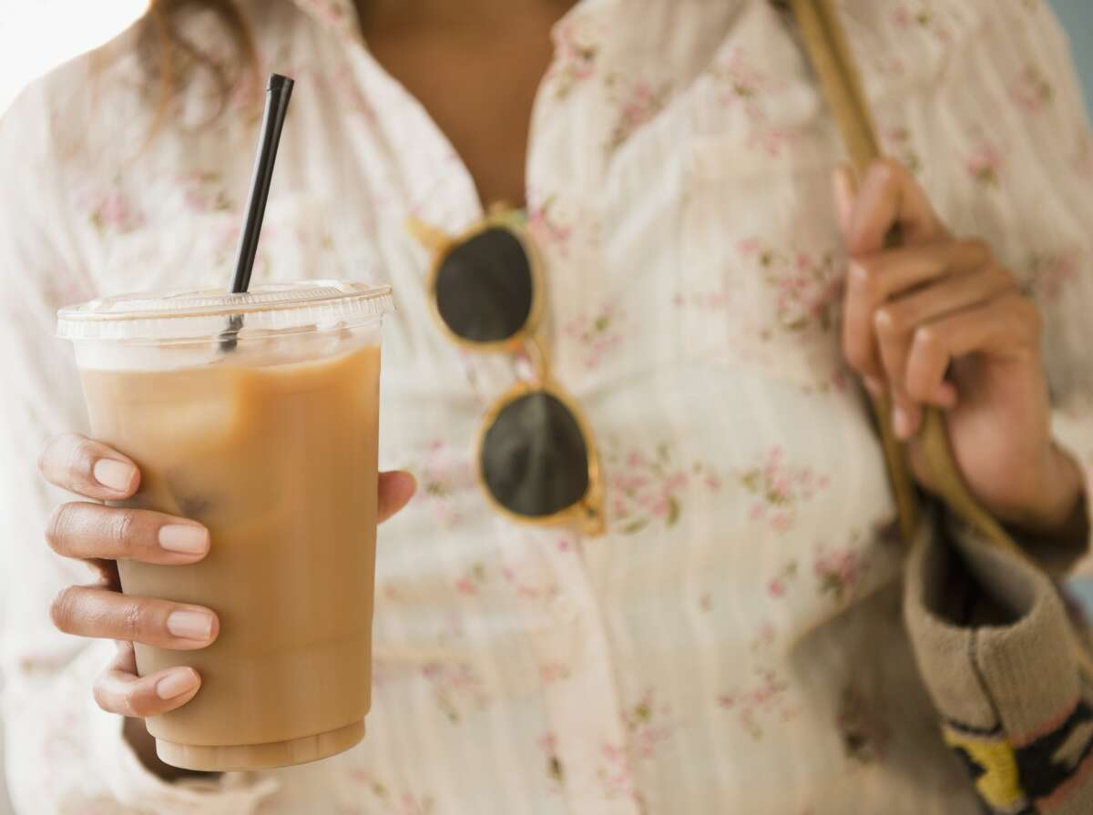 You start to transition from iced coffee to hot (and possibly pumpkin spiced).