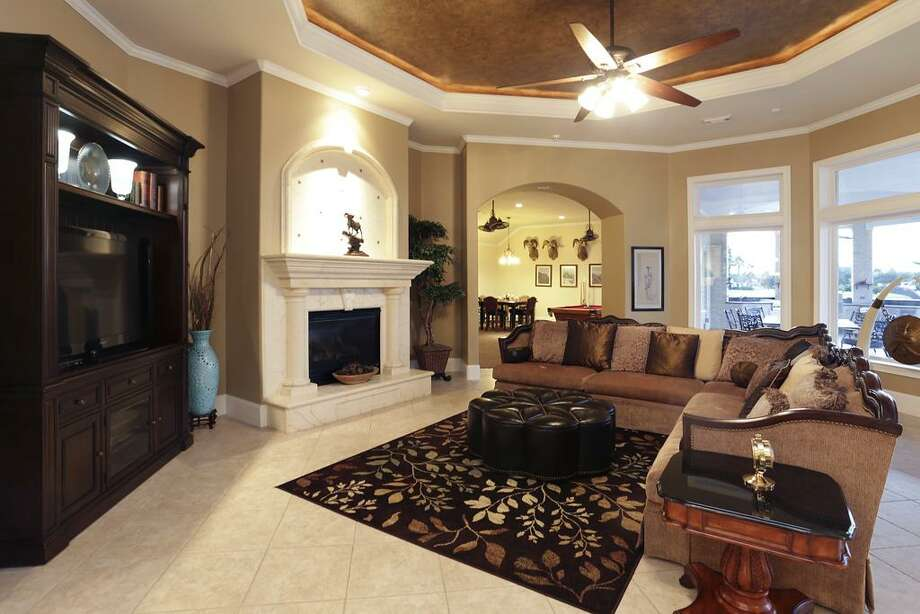 24910 Teal Lake: This 2007 home in Katy has 5-6 bedrooms, 6.5 bathrooms, 8,151 square feet, and is listed for $1,899,900. Open house: August 10, 2014 from 12 p.m. to 4 p.m. Photo: Houston Association Of Realtors