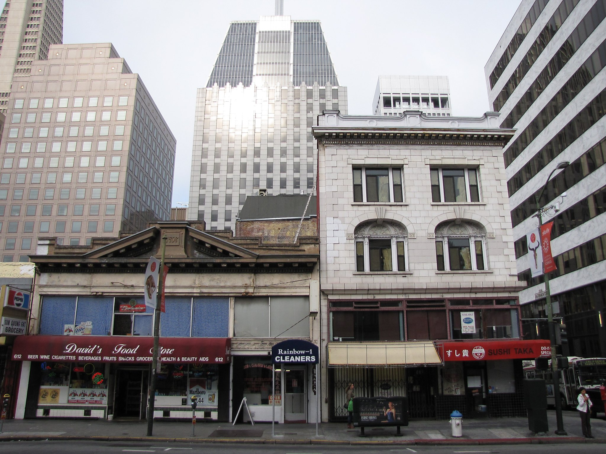 Restaurants Kearny Street Sf