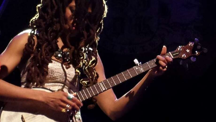 Valerie June Photo: Douglas Zimmerman