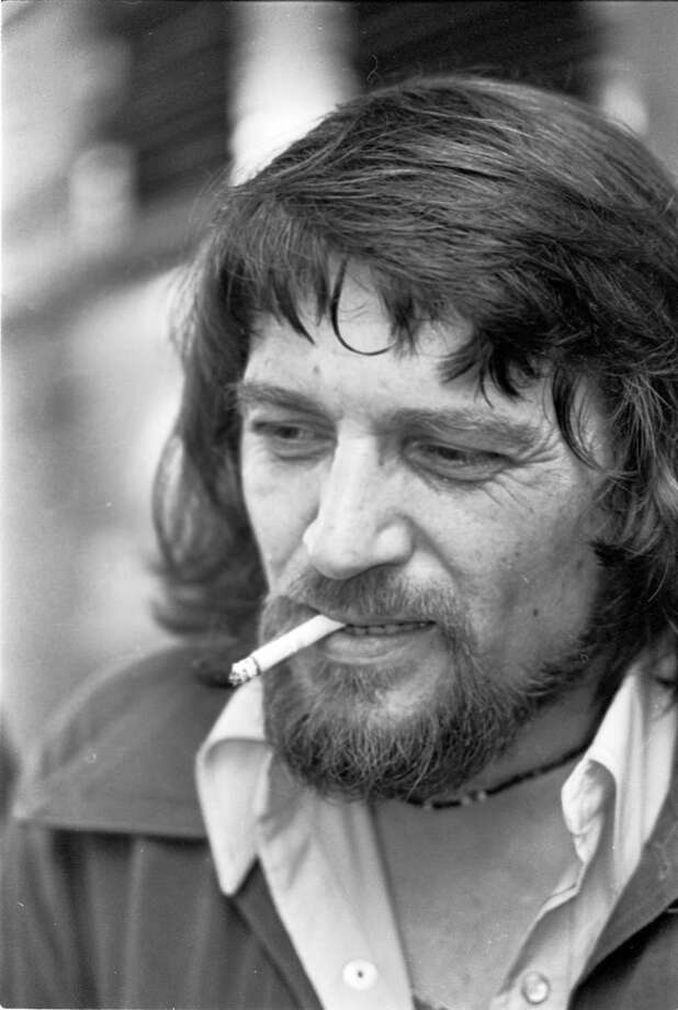 Waylon Jennings at Liberty Hall, August 28, 1975.  Blair Pittman / Houston Chronicle Photo: Blair Pittman, Houston Chronicle