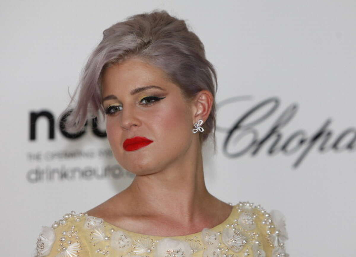 Kelly Osbourne is the daughter of heavy metal vocalist Ozzy and Sharon Osbourne. Source: allwomenstalk