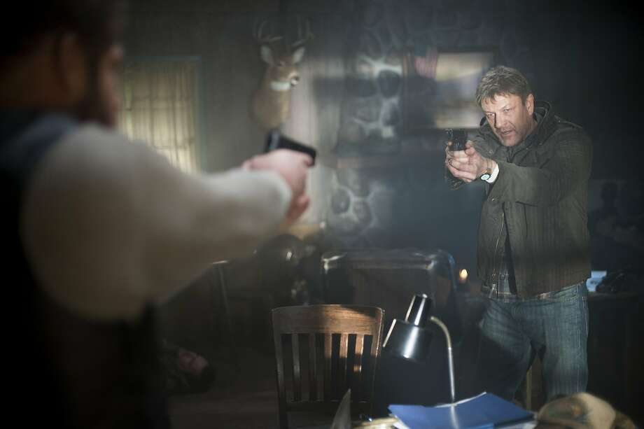 Sean Bean portrays an FBI undercover op whose real name is Martin Odum. Or, more accurately, he thinks his real name is Martin Odum. Photo: Richard Foreman