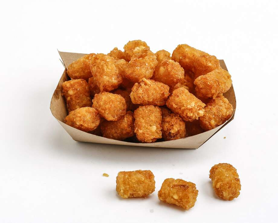 A Placerville man was arrested Thursday after allegedly breaking into a Petaluma house, eating some tater tots (not the ones pictured above) and taking a nap on the sofa before being discovered by the frightened homeowner. Photo: Russell Yip, The Chronicle