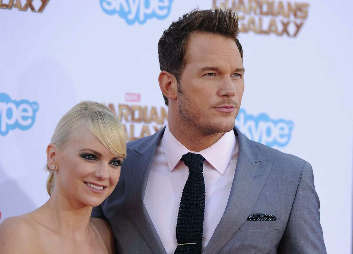 Pratt is married to another celebrity with local roots, actress Anna Faris.