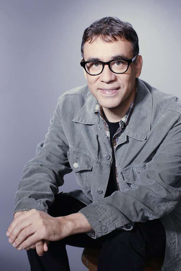 "Fred Armisen has a few different careers going at once, including co-creating ""Portlandia."" Photo: Mary Ellen Matthews"