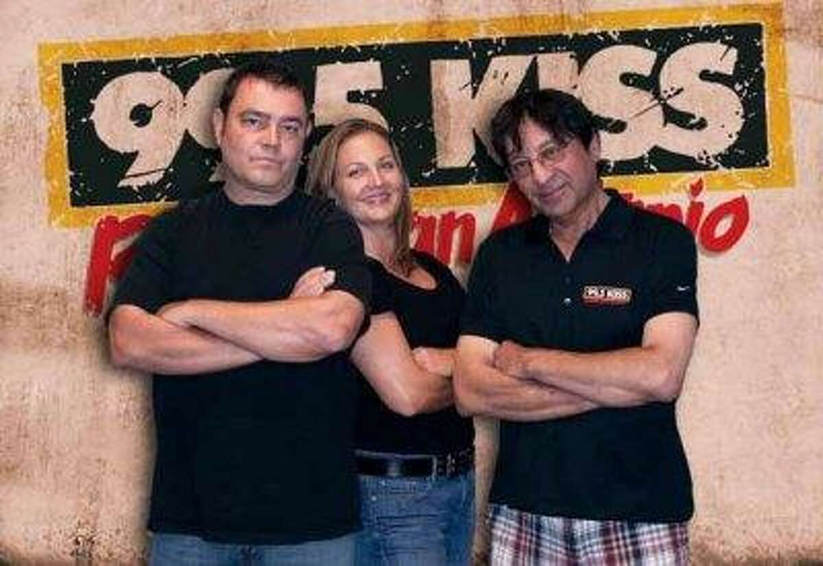 Lisle and Hahn show on KISS radio