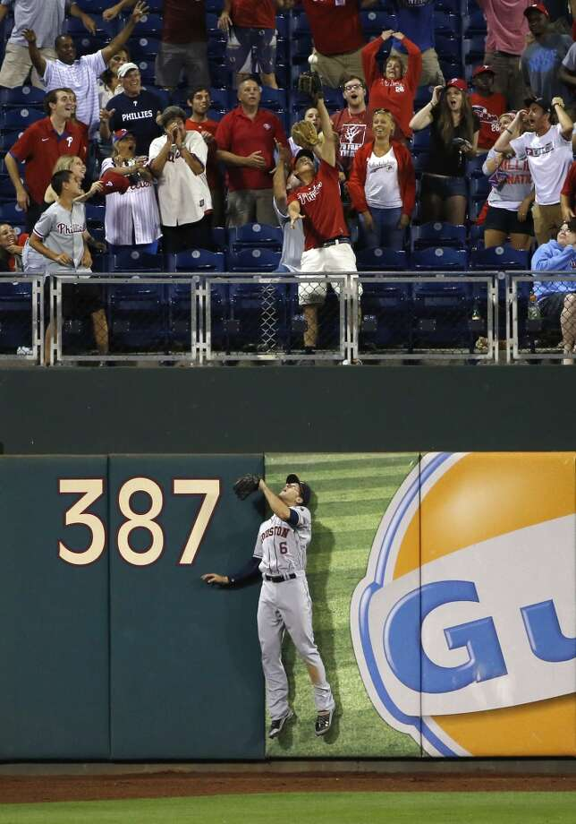 August 7: Phillies 6, Astros 5  The Astros bullpen had a night to forget, highlighted by a go-ahead grand slam in the eighth inning.  Record: 47-68. Photo: Matt Slocum, Associated Press