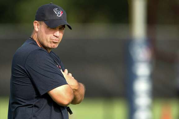 Texans coach Bill O'Brien will be as much in the spotlight as his players during tonight's preseason opener against the Cardinals in Arizona.