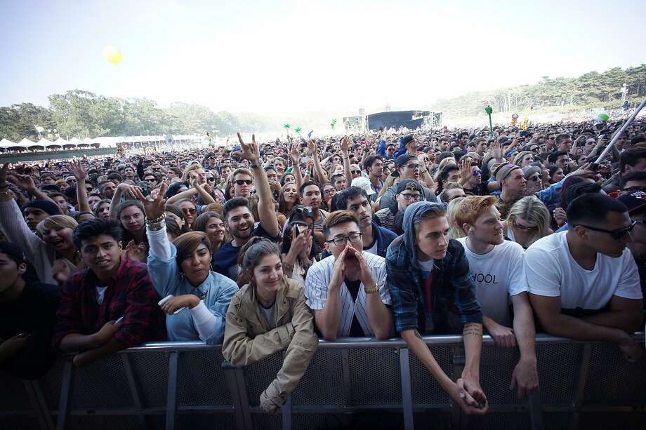 Outside Lands is coming to Golden Gate Park this weekend, Aug. 7-9, and here are some things you are almost guaranteed to see at the fest. Photo: James Tensuan, The Chronicle