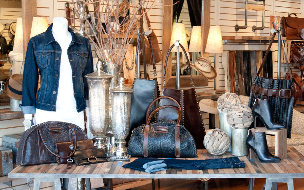 Darla Fisher's Koze in Tiburon is known for its cashmere goods but also carries jeans and stylish tops.