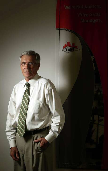 Jim Clayton Photo: Mayra Beltran, Staff / © 2014 Houston Chronicle