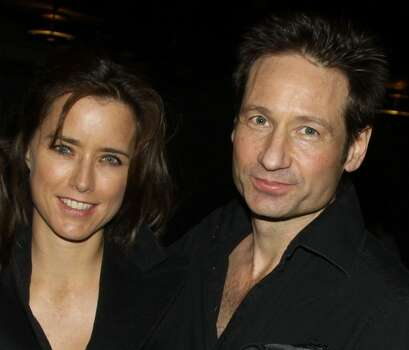 David Duchovny was married to Tea Leoni from 1997-2014.