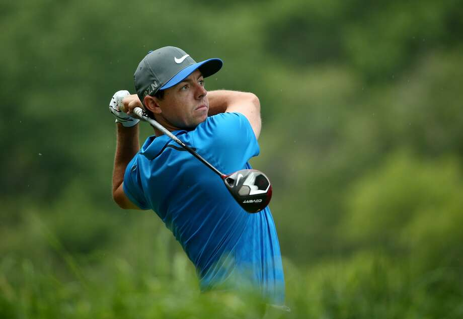 Rory McIlroy shot a 4-under-par 67 in the third round. He's attempting to win the PGA Championship for a second time; he breezed to the title two years ago. Photo: Warren Little, Getty Images