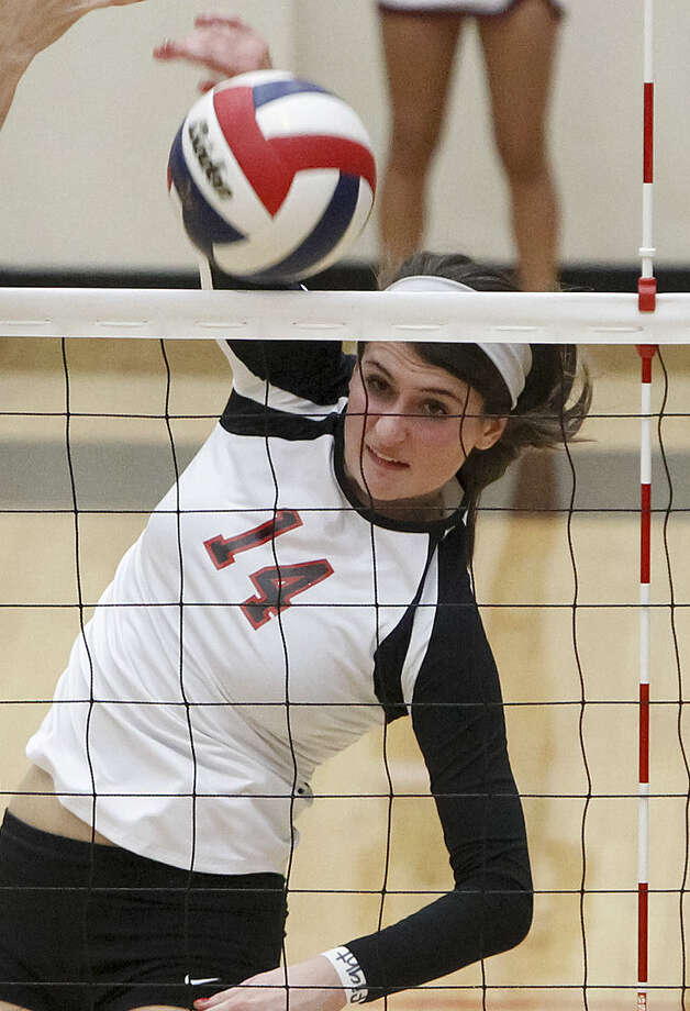 UT commit Abby Buckingham may be injured, but Churchill still has plenty of talent. Photo: Express-News File Photo / Express-News 2013