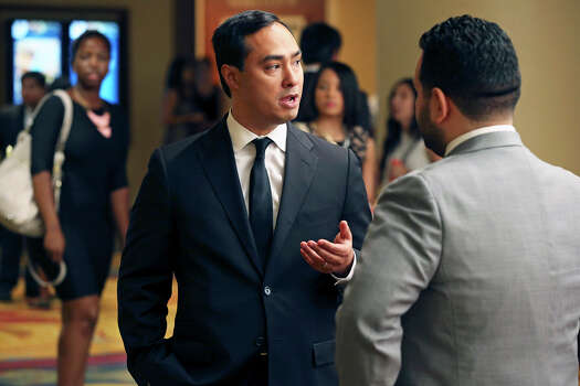 "Congressman Joaquin Castro:Castro tweeted, ""For
