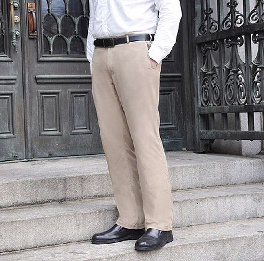 Pick-Pocket Proof Business Traveler Pants by Clothing Arts Photo: Clothing Arts / ONLINE_YES