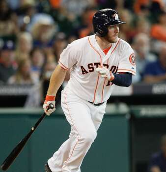 August 9: Astros 8, Rangers 3  Jon Singleton knocked in three runs and Robbie Grossman scored three runs as the Astros knocked Yu Darvish out of the game after four innings and made it back-to-back wins over their in-state rivals.  Record: 49-68. Photo: Bob Levey, Getty Images